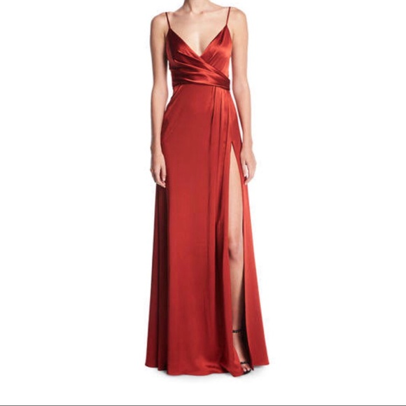 Jill Stuart Dresses Jill Crossover Slip Gown Poshmark